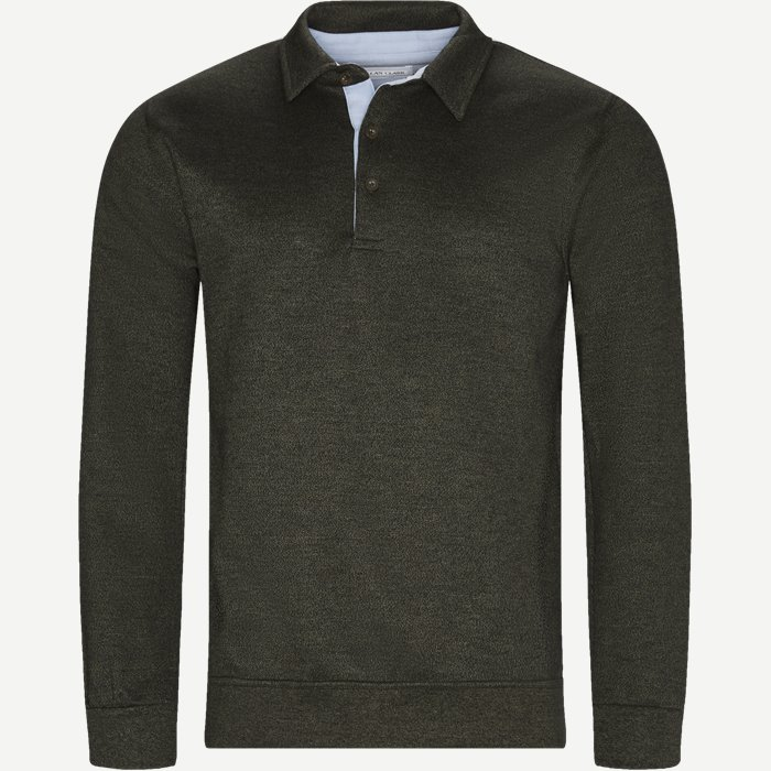 Sevilla Sweatshirt - Sweatshirts - Regular - Army